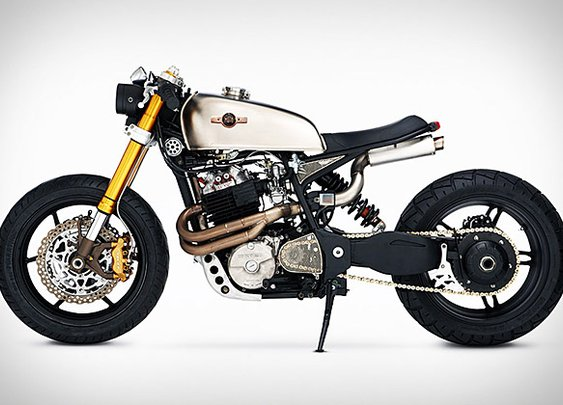 Classified Moto KT-600 Motorcycle | Uncrate