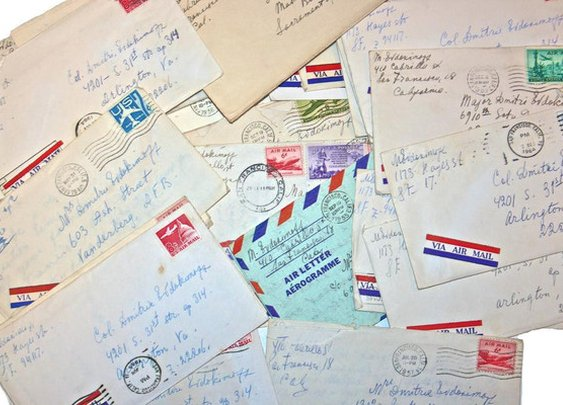 Petaluma Supply Co. - Vintage 1940's-1960's War Letters