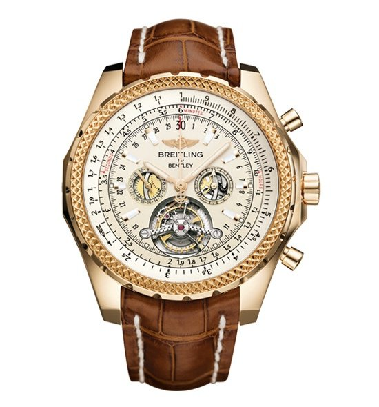 Breitling For Bentley Mulliner Tourbillon Watch
