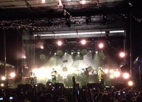 The Cave - Mumford & Sons - Live at The Great Saltair 08/22/2012      - YouTube