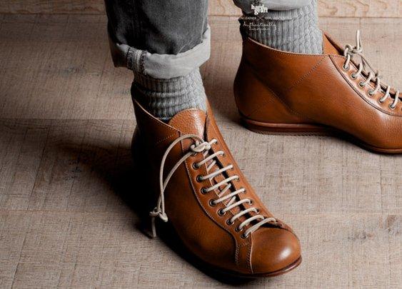 Footwear by HardGraft » Design You Trust – Design Blog and Community