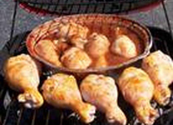 Grilled Buffalo Wings Recipe