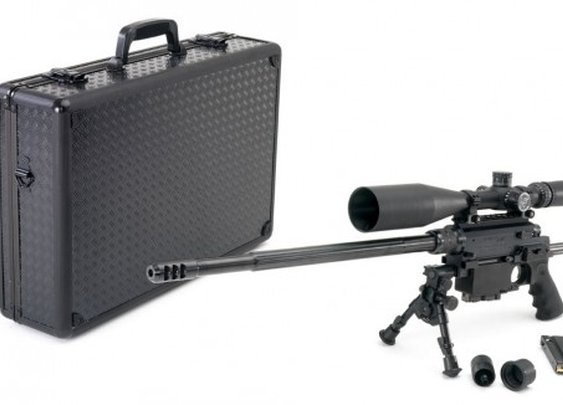 The Vanquish .308 Sniper Rifle by Nemesis Arms