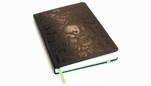 The New Evernote Smart Notebook by Moleskine  | Evernote Blogcast