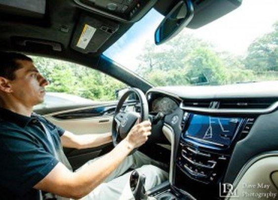 GAAMA Members Drive 2013 Cadillac XTS Platinum | Nick Palermo