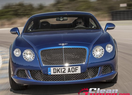 Bentley Revealed All-New Continental GT Speed   CleanTuning.com
