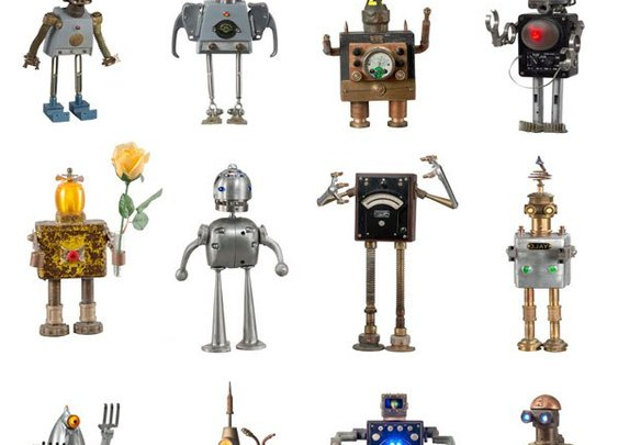 Robot Taxonomy by Talbotics