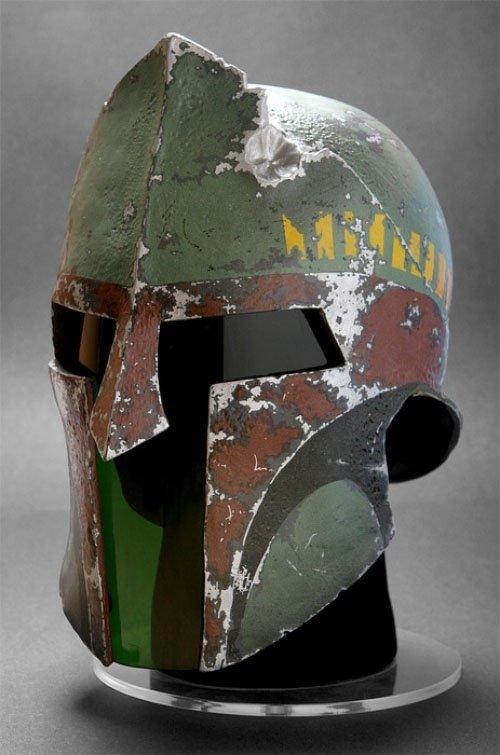 Boba Fett as a Spartan