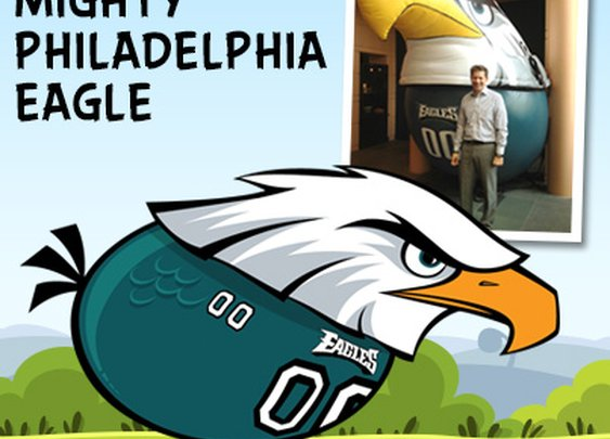 Twitter / Eagles: Introducing the newest member ...