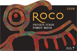 Roco - 2009 Private Stash Pinot Noir