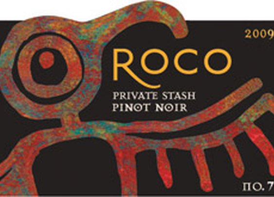 Roco - 2009 Private Stash Pinot Noir