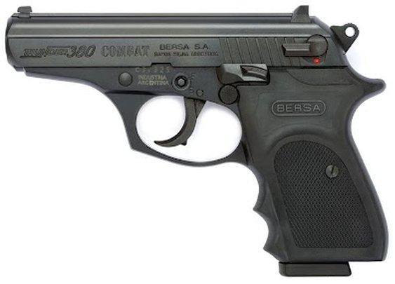 Bersa Thunder Combat .380 - a super gun value in a small package | SHINYCASINGS.com