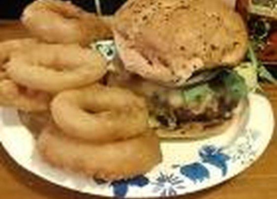 The Bandit Burger
