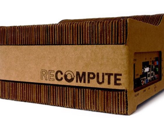 Cardboard Tech:  5 to Buy, 5 to DIY  | Apartment Therapy