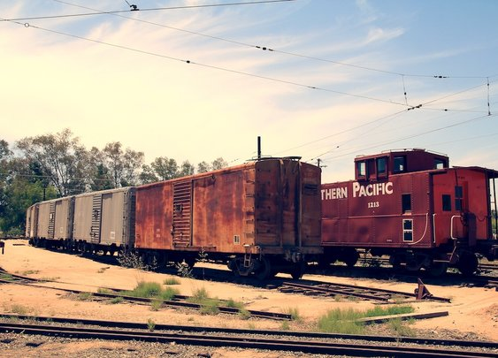 Orange Empire Railway Museum: Trains & Trolleys from California's Past