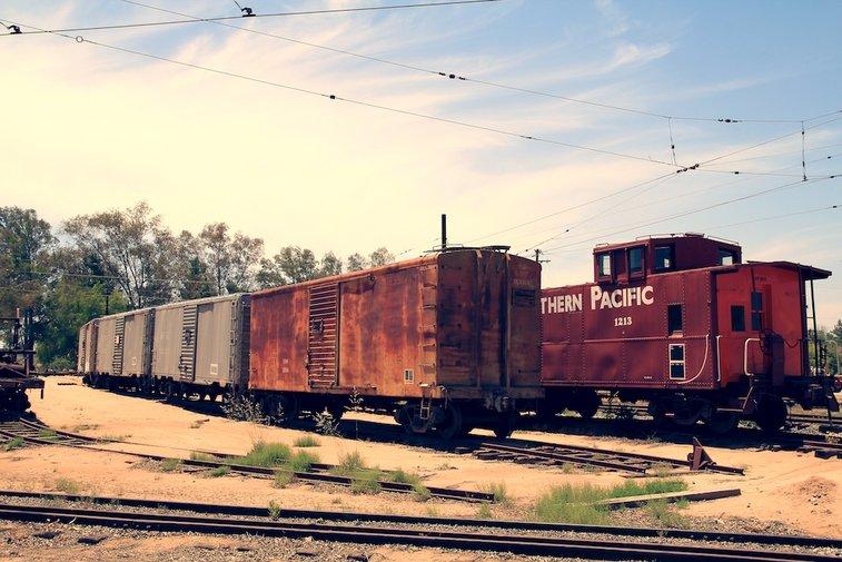 Orange Empire Railway Museum: Trains & Trolleys from California's Past