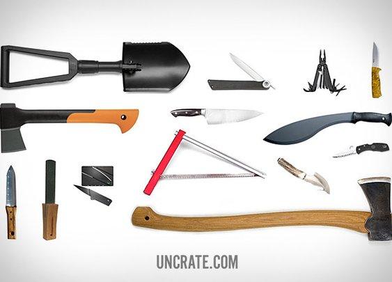 Essentials: Blades | Uncrate