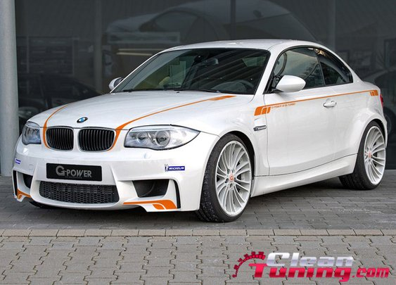 G-Power Presents Their BMW 1M Coupe   CleanTuning.com