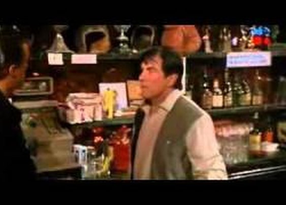 Steven Seagal in Out For Justice, Bar Fight Scene