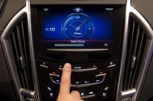 2013 Cadillac ATS Offers CUE and Apple iPad - AutoTrader.com