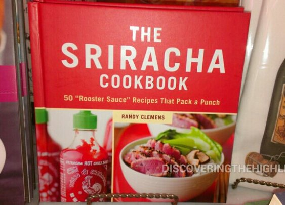 The last cook-book you'll ever need.