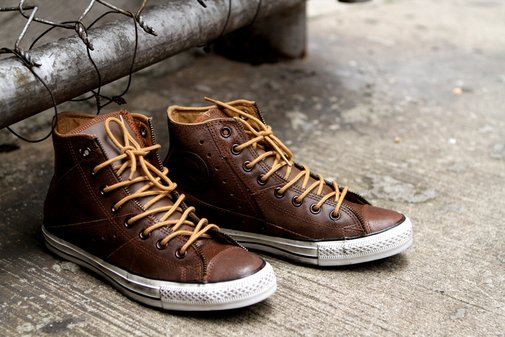 CONVERSE Motorcycle Jacket Hi - Wheat | Sneaker | Kith NYC