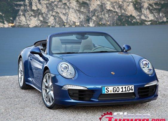 2013 Porsche 911 Carrera 4 Lineup Revealed   CleanTuning.com