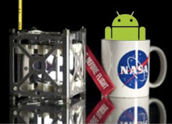 Maximum PC | NASA to Send Android Smartphone Powered Nano-Satellites into Space