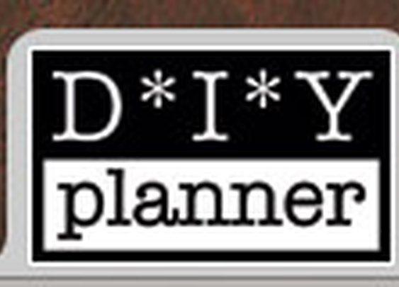 D*I*Y Planner Kits | D*I*Y Planner