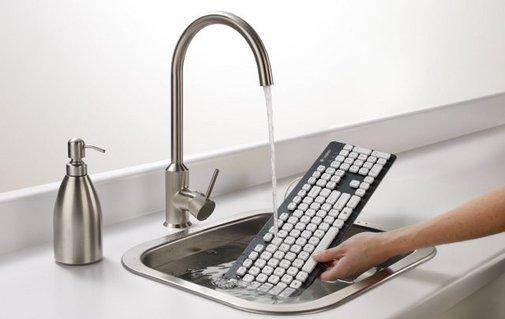 Washable Keyboard by Logitech - BuzzRaid