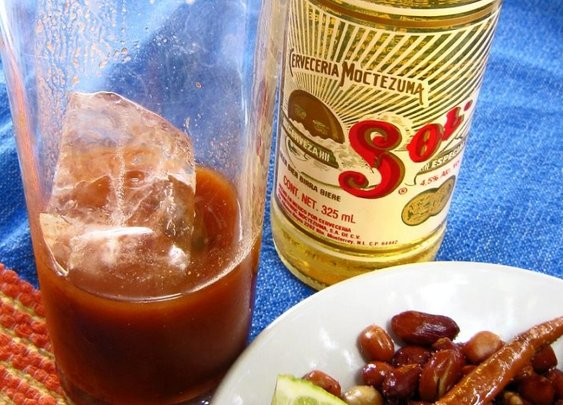 Micheleda Recipe - Hot, spicy beer - What's not to like?