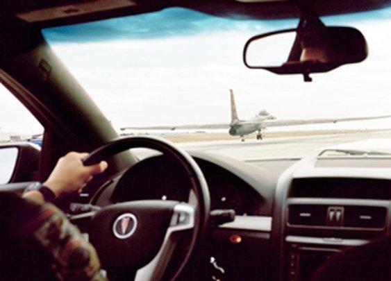Chasing the U-2 Spy Plane—In a Pontiac GTO
