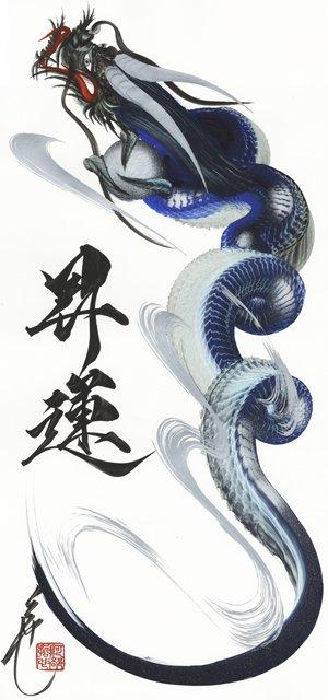 Nikko Dragon Artist...