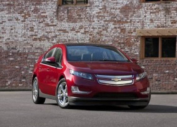 2012 Chevrolet Volt Review: No Spreadsheet Necessary | Nick Palermo