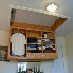 Storage Cabinet Options | Zero Wall & Floor Space Storage Cabinets for Kitchens, Closets & Garages