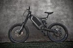 The Stealth Bomber: An Electric Bike Even The Dark Knight Would Love