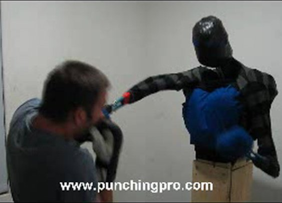 Work on your punching