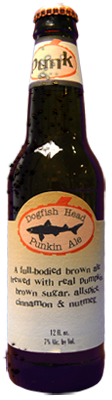 Punkin Ale | Dogfish Head Craft Brewed Ales ...It's time