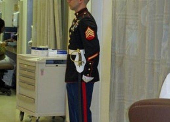 Cody Green Made Honorary Marine Before Dying
