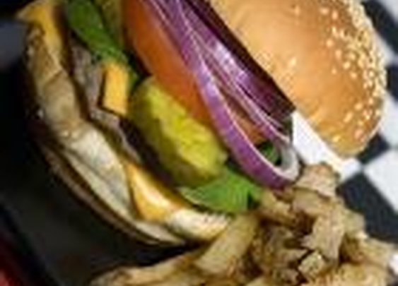 Kitchen Sink Burgers