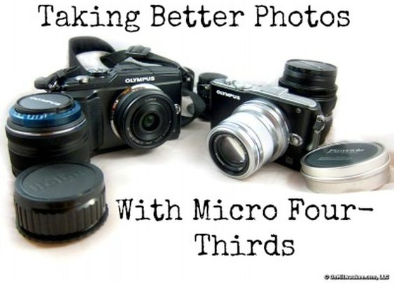 Taking Better Photos with Micro Four Thirds | Sharpologist