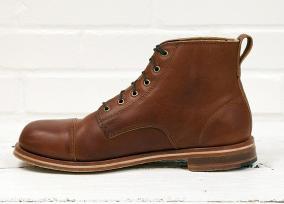 Muller Teak | HELM Boots | Classic Boots for Men Designed in Austin, TX