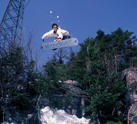 The Early Years of East Coast Snowboarding