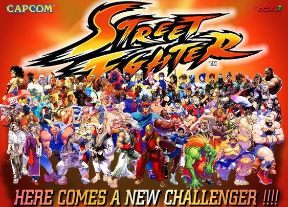 Happy 25th Birthday Street Fighter!