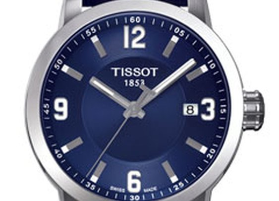 New Blue Tissot Watch - Best Watches for Men - Esquire