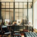 Masculine Interiors by Roman & Williams   Apartment Therapy