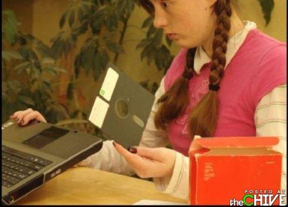 5 1/4 Inch Floppy Disk