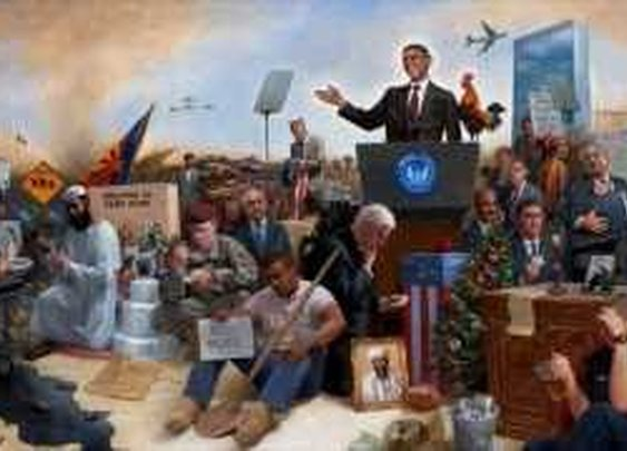 Obamanation - Jon McNaughton