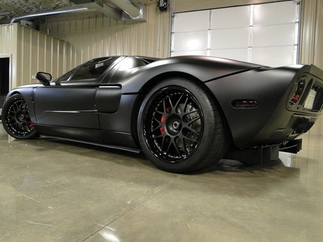 Manhattan Automobile Company | Ford GT ???