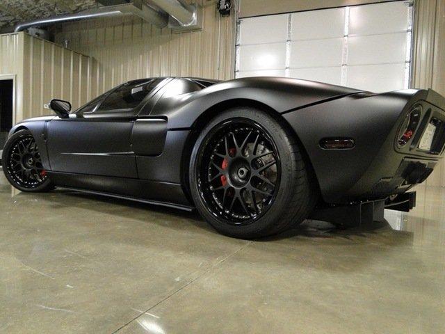 Manhattan Automobile Company | Ford GT ???